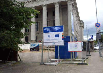 pastatomas ES stendas