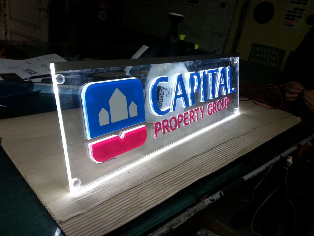 Capital iskaba stikline